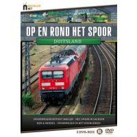 Op En Rond Het Spoor - Duitsland - Documentaire - 2DVD