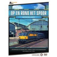 Op En Rond Het Spoor - Nederland - Documentaire - 2DVD