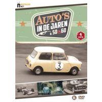 Auto's In De Jaren 50 En 60 - 4DVD