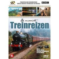 De Mooiste Treinreizen - BBC Documentaire - 2DVD