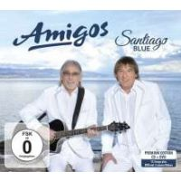 Amigos - Santiago Blue - CD+DVD