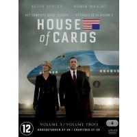 House Of Cards - Seizoen 3 - 4DVD