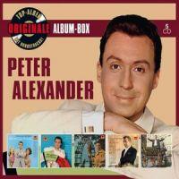 Peter Alexander - Originale Album Box - 5CD