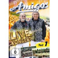 Amigos - Live Konzert - Teil 1 - DVD