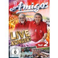 Amigos - Live Konzert - Teil 2 - DVD