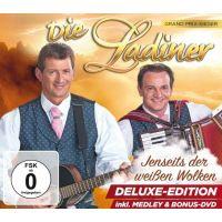 Die Ladiner - Jenseits der weissen Wolken - CD+DVD