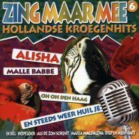 Zing Maar Mee - Volume 6 (Hollands Kroegenhits) Karaoke CD