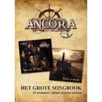 Ancora - Het Grote Songboek - Gitaar - Toesten - Teksten - BOEK