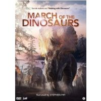March Of The Dinosaurs - DVD