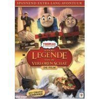 Thomas de Stoomlocomotief - Sodors legende van de verloren schatkaart - DVD