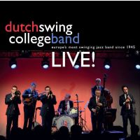 Dutch Swing College Band - Live! - CD
