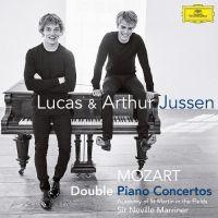 Lucas en Arthur Jussen - Mozart Double Piano Concertos - 2CD