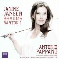 Janine Jansen - Brahms Bartok I - 2CD