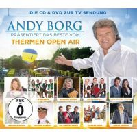 Andy Borg - Prasentiert Das Beste Vom Thermen Open Air - CD+DVD