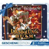 Ursprung Buam - A Urige Weihnacht - Geschenk Edition - 2CD