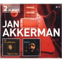 Jan Akkerman - 2 For 1 - Talent For Sale - Profile - 2CD