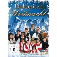 Dolomiten Weihnacht - 3DVD