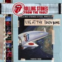 Rolling Stones - From The Vault - Live At The Tokyo Dome - DVD+2CD