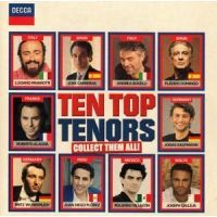 Ten Top Tenors - 2CD