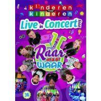 Kinderen voor Kinderen 36 - Raar Maar Waar - DVD