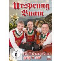 Ursprung Buam - Die Ursprung Buam Geig'n Auf - DVD