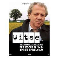 Witse - De Complete Collectie en de speelfilm - 37DVD