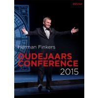 Herman Finkers - Oudejaarsconference 2015 - DVD+CD
