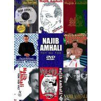 Najib Amhali - Tot Nu Toe - 7DVD