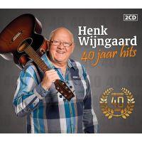 Henk Wijngaard - 40 Jaar Hits - 2CD
