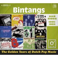 Bintangs - The Golden Years Of Dutch Pop Music - 2CD