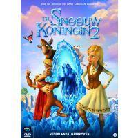 De Sneeuwkoningin 2 - DVD
