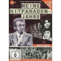 Dieter Thomas Heck Prasentiert - Meine Hitparaden-Jahre 1975-1979 - 2DVD+BOEK