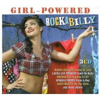 Girl-Powered Rockabilly - 3CD