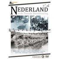Nederland In De Tweede Wereldoorlog - 4DVD