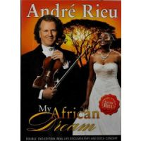 Andre Rieu - My African Dream - 2DVD