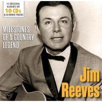 Jim Reeves - Milestones Of A Country Legend - 10CD