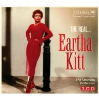 Eartha Kitt - The Real... - 3CD