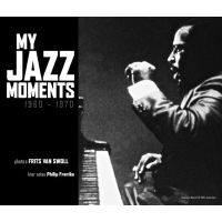 My Jazz Moments 1960-1970 - CD+BOEK