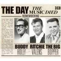 The Day The Music Died - 3CD