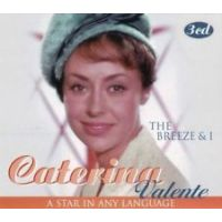Caterina Valente - The Breeze And I - 3CD