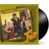 Trio - Dolly Parton, Linda Ronstadt, Emmylou Harris ‎– LP