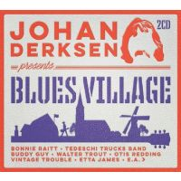 Johan Derksen - Presents Blues Village - 2CD