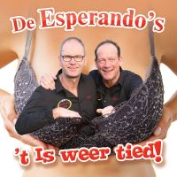 De Esperando's - 't Is Weer Tied! - CD Single