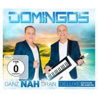 Domingos - Ganz Nah Dran - CD+DVD