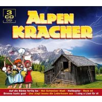 Alpenkracher - 3CD