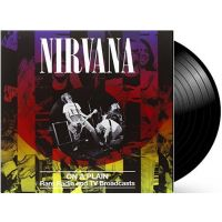 Nirvana - On A Plain - LP