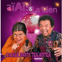 Tante Lien en Ais Lawalata - Cackle Party Tek Kotek - CD
