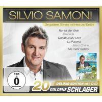 Silvio Samoni - 20 Goldene Schlager - CD+DVD