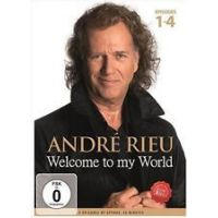 Andre Rieu - Welcome To My World - Episodes 1-4 - DVD