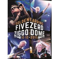 Golden Earring - Five Zero At The Ziggo Dome - DVD